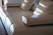 Leather upholstery cleaning - Terry Steam Cleaning
